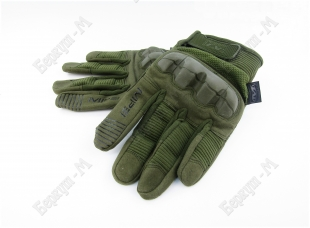 Перчатки Mechanix M-Pact 3 Protection olive p.XL