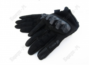 Перчатки Mechanix M-Pact 3 Protection black p.XL