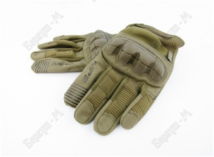 Перчатки Mechanix M-Pact 3 Protection coyote  p.M