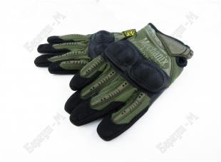 Перчатки Mechanix M-Pact 3-55 Olive р.L