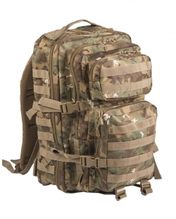 Рюкзак US Assault Pack LG Woodland-Arid 36л