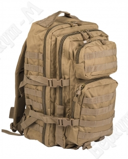 Рюкзак US Assault Pack LG Coyote 36л
